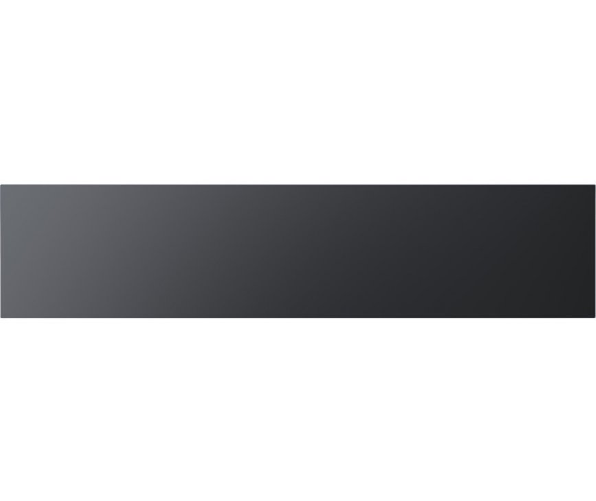 V-Zug Drawer V2000 14 inbouw lade - zwart spiegelglas