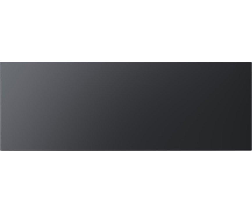 V-Zug WarmingDrawer V4000 22 Zwart Glas inbouw warmhoudlade