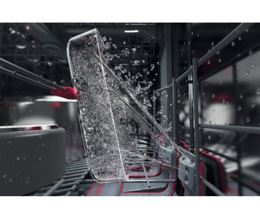 Whirlpool WFO 3T141 P X vrijstaande vaatwasser - roestvrijstaal