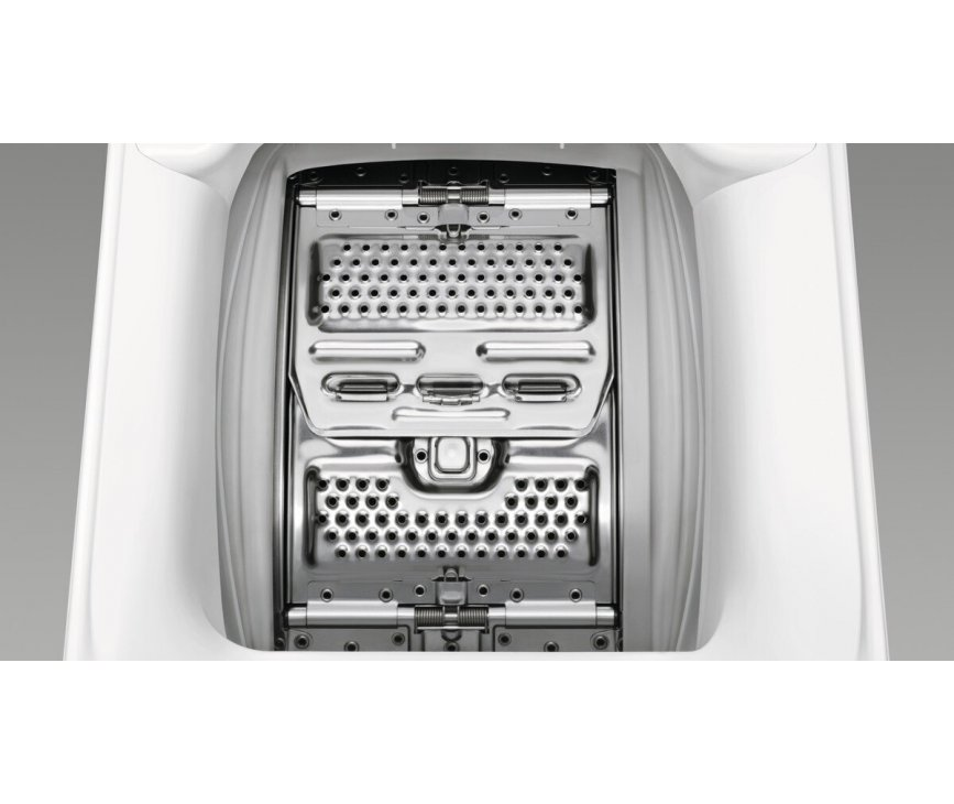 Zanussi ZWQ61265NW bovenlader wasmachine - 1200 toeren - 6 kg.