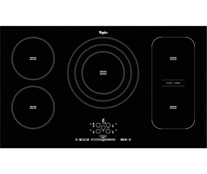 Whirlpool ACM795LX inductie kookplaat