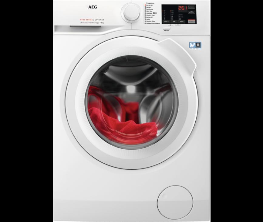 AEG wasmachine L6FB86IW