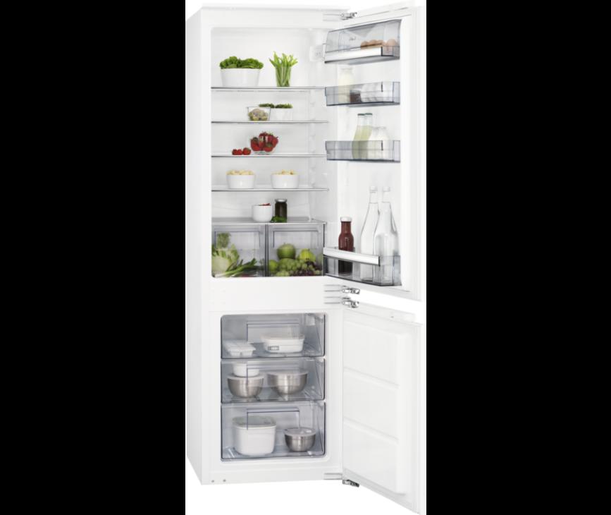 AEG koelkast inbouw SCE618F3LF