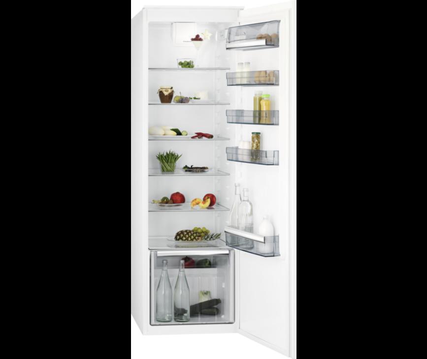 AEG SKB618F1DS inbouw koelkast - nis 178 cm. - sleepdeur