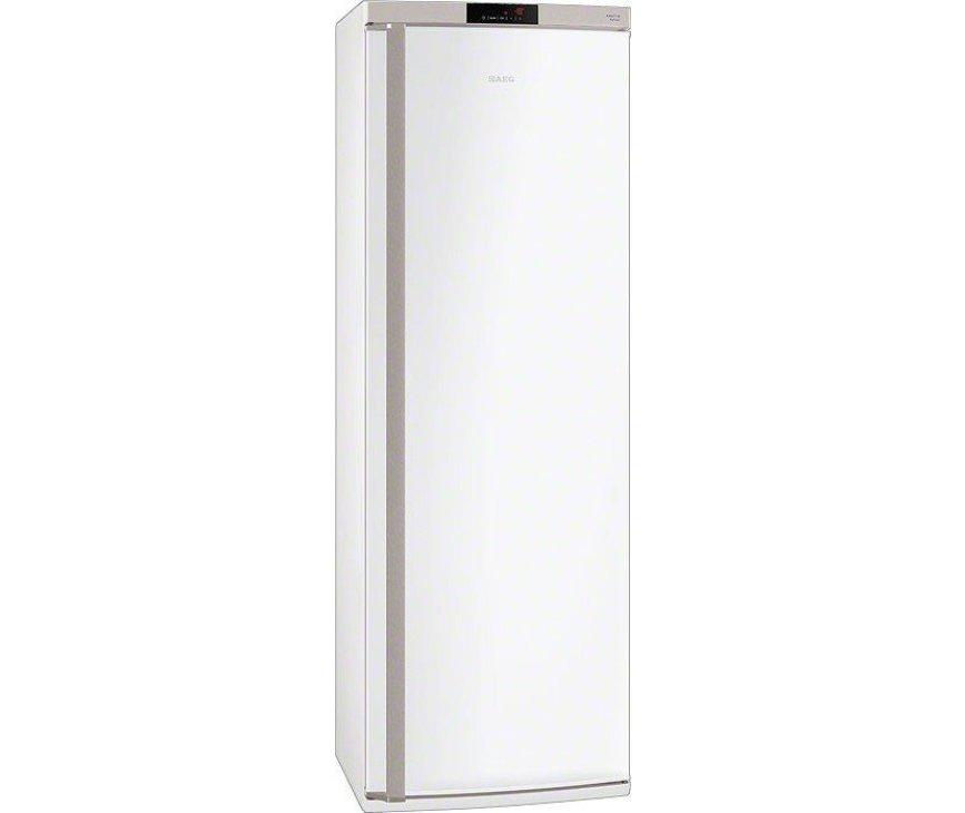 De Aeg A72710GNW0 vrieskast wit heeft een inhoud van 227 liter, verdeeld in 7 lades