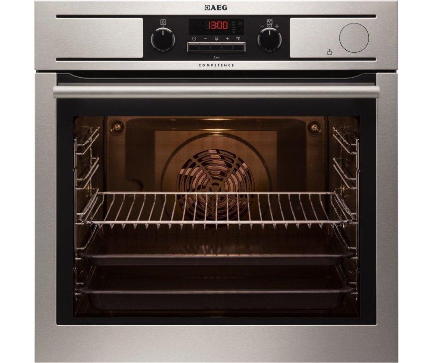 Aeg BP5014301M inbouw oven met pyrolyse en stoom