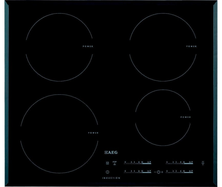 Aeg HK6542H0FB inductie kookplaat