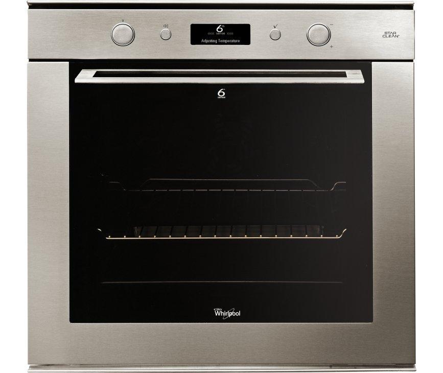 Whirlpool AKZM8370IX inbouw oven