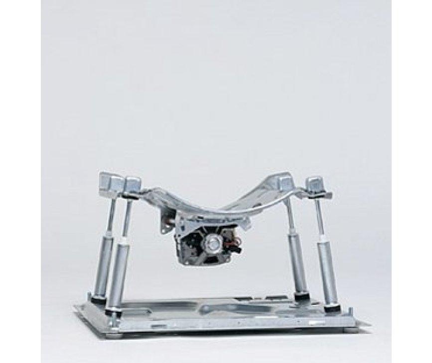 Ook de Asko W SWEDEN EDITION wasmachine is voorzien van de oerdegelijke Quattro constructie met schokbrekers