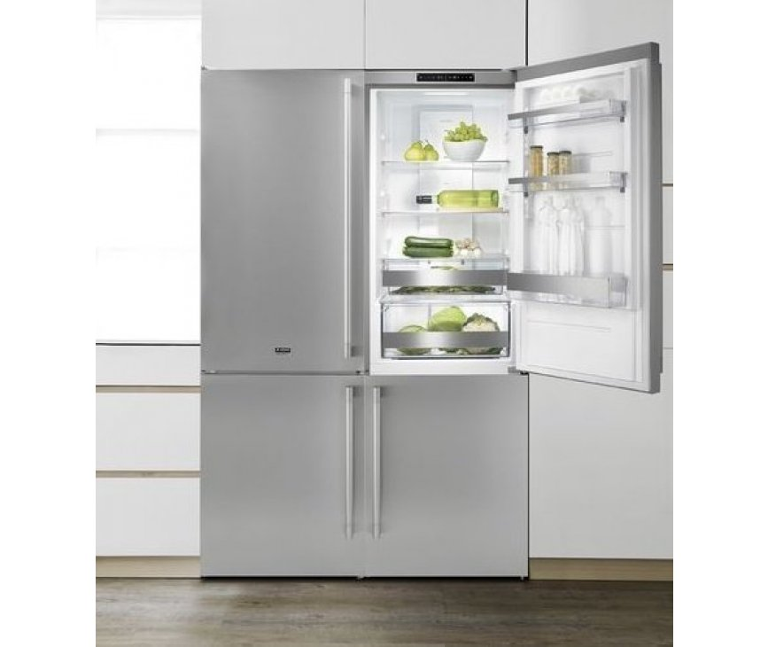 ASKO koelkast side-by-side rvs RFN2286SR + RFN2286SR