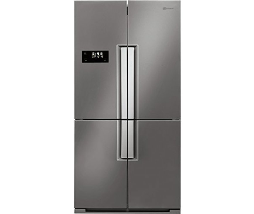 Bauknecht KSN4T/A+ IN koelkast rvs