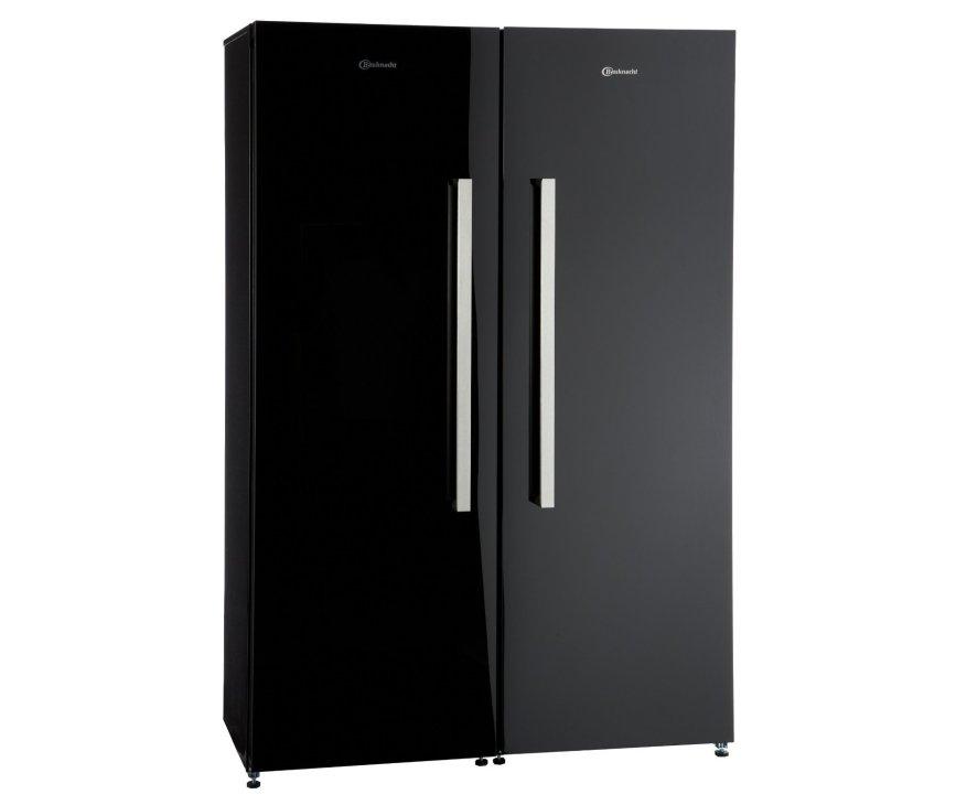 De Bauknecht GKN PLATINUM SW gecombineerd met bijpassende koelkast