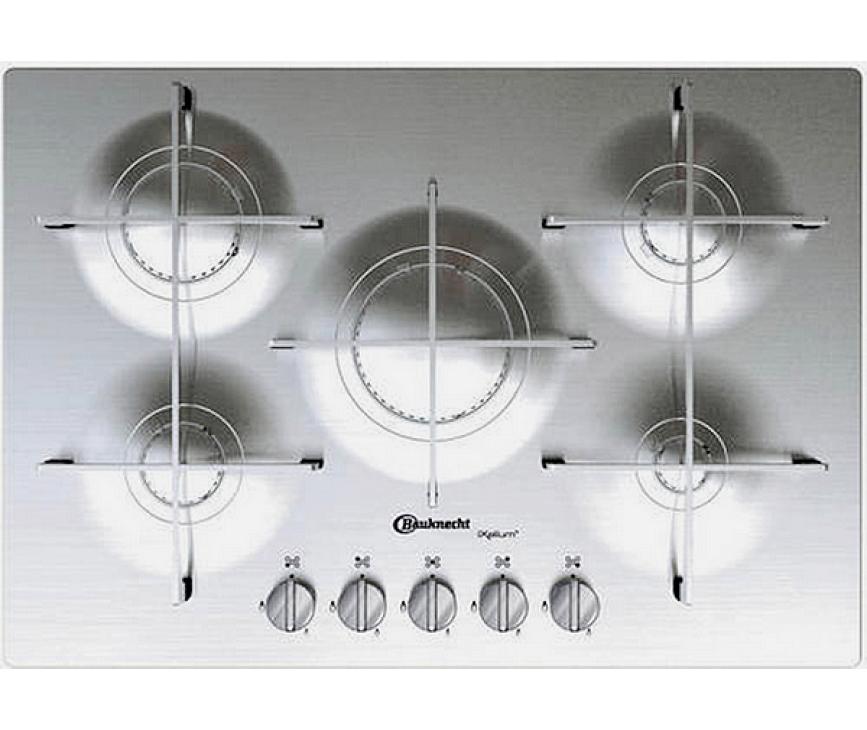 Bauknecht TGZ5759IXL inbouw kookplaat