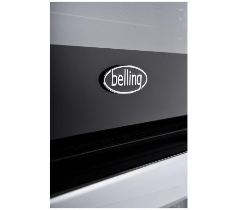 Belling Cookcenter aBelling Cookcenter 60 DF EU RVS gas fornuis - 60 cm. breed - dubbele oven60 DF EU RVS fornuis