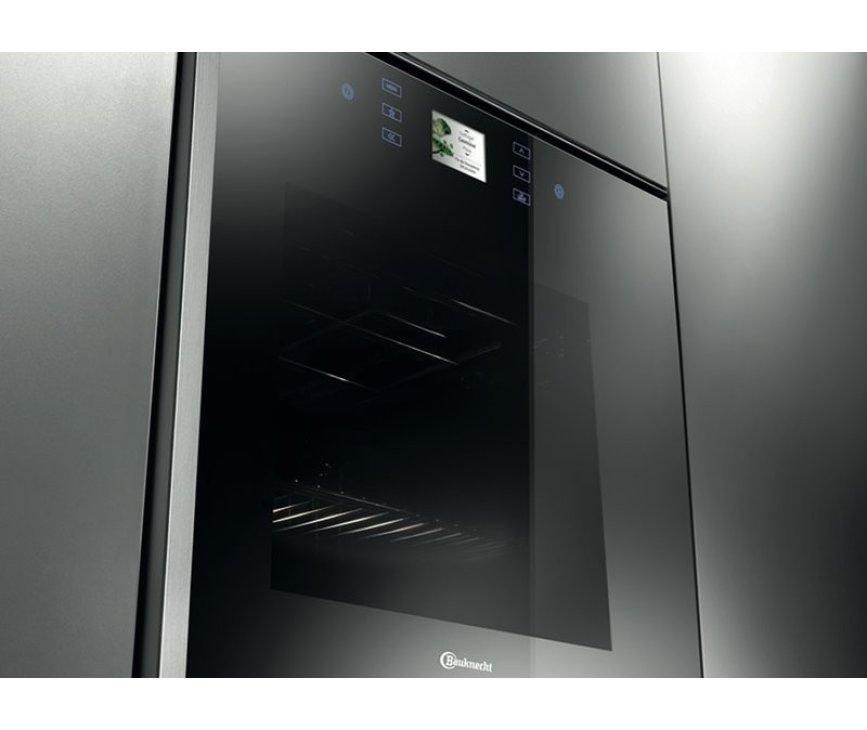Het UltimateCook bedieningspaneel van de nieuwe Bauknecht BLTC8100ES L oven