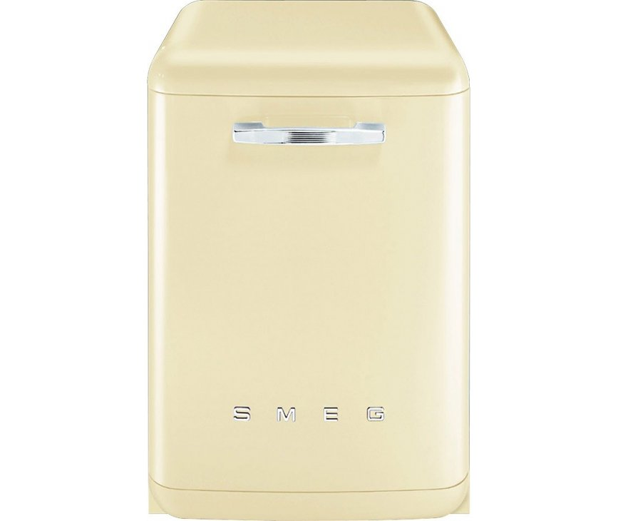 SMEG vaatwasser crème BLV2P2