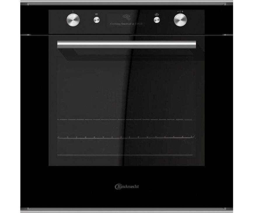 BAUKNECHT oven inbouw zwart BLVMS8100SW