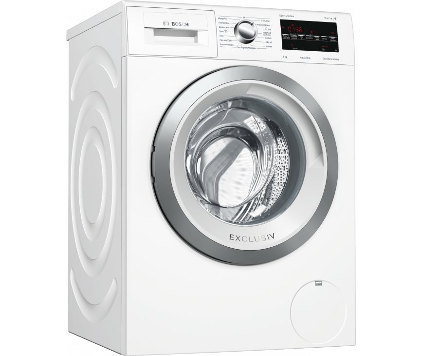 BOSCH wasmachine WAT28493NL