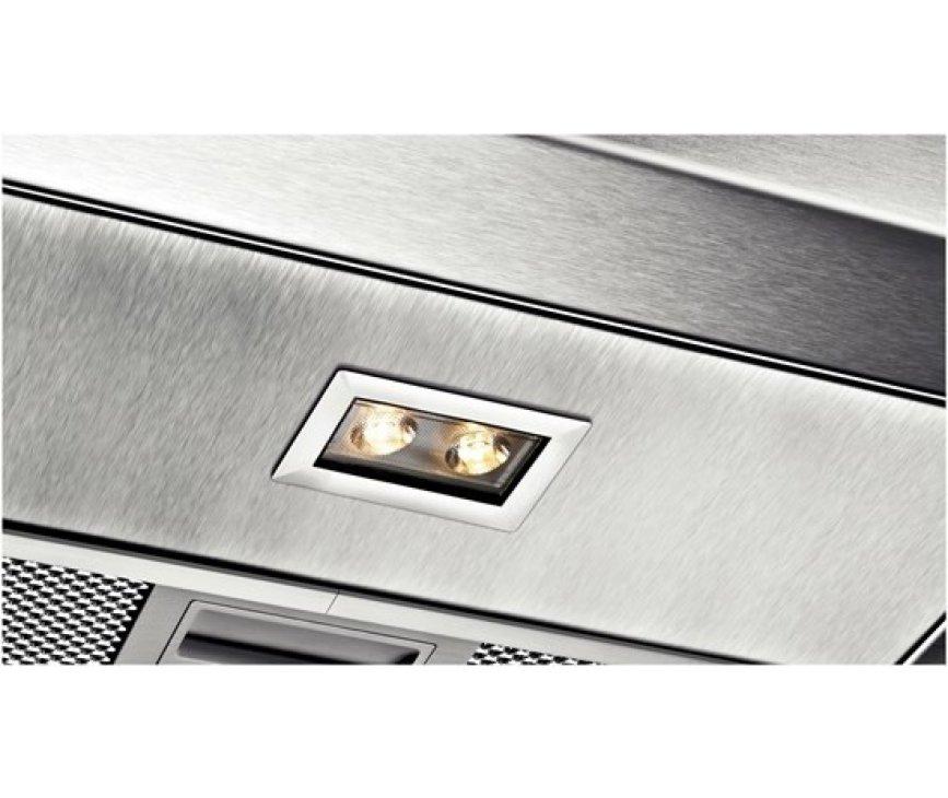 De Bosch DWB067A51 afzuigkap wand is voorzien van energiezuinige LED-verlichting