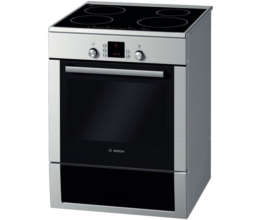 Bosch HCE748453 fornuis RVS