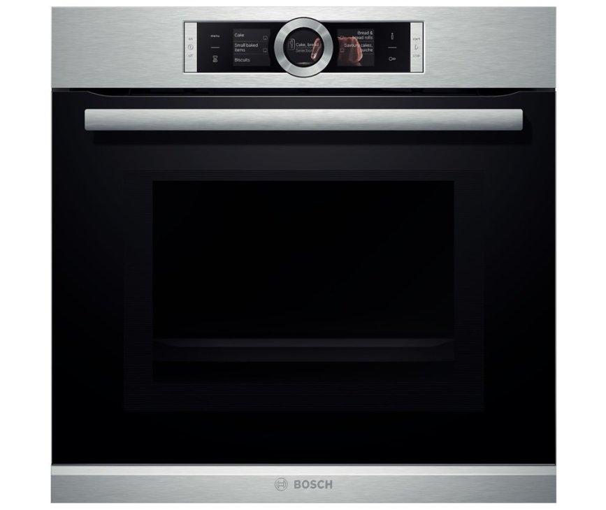 Bosch HMG636NS1 oven met magnetron