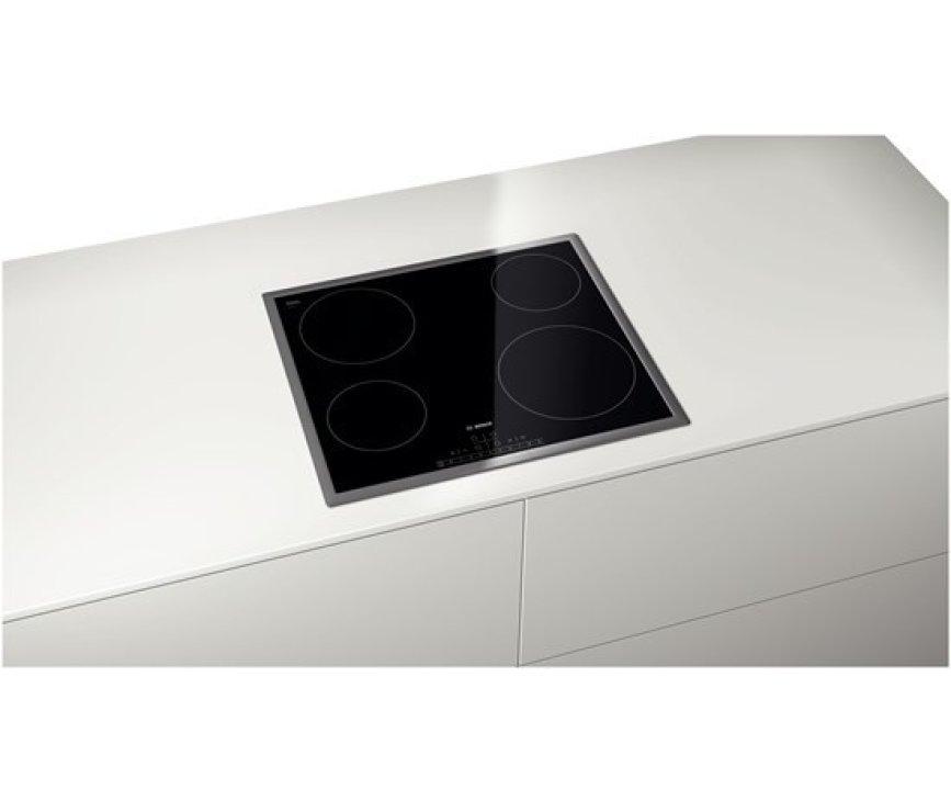 De Bosch PKE645F17E keramische kookplaat
