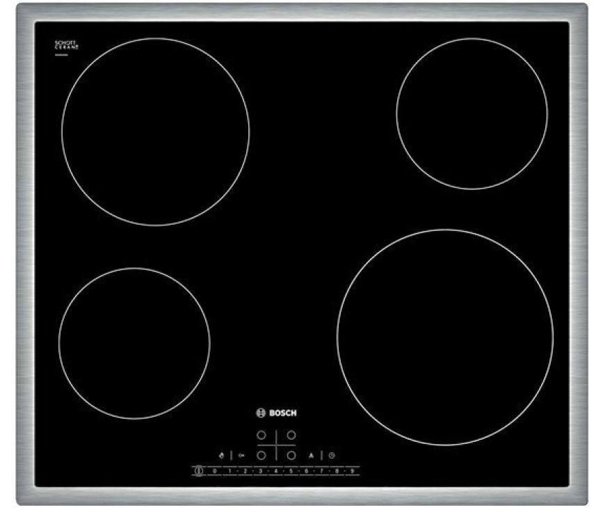 Bosch PKE645F17E keramische kookplaat