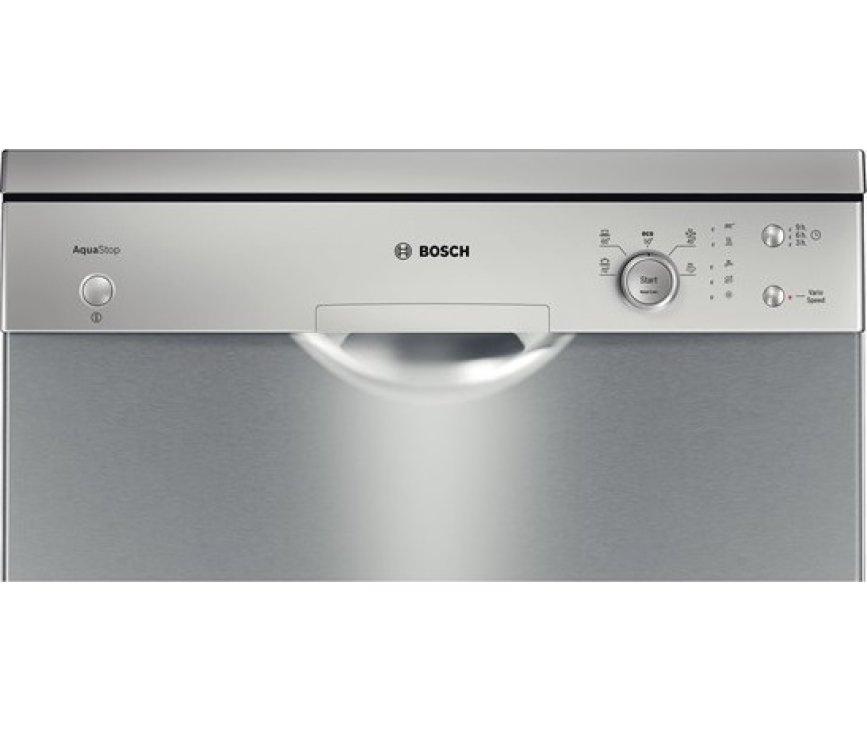 De Bosch SMS50D48EU vaatwasser beschikt over een digitaal bedieningspaneel