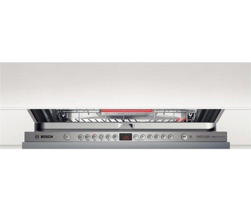 De Bosch SMV86M60EU beschikt over een eenvoudige en overzichtelijke bediening