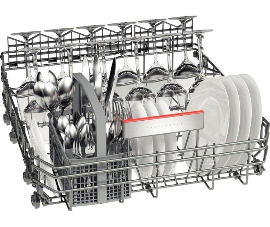 Afbeelding van de onderkorf van de Bosch SMV86M60EU