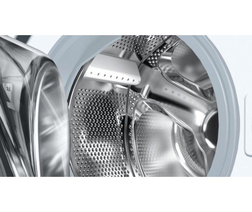 De Bosch WAB28160NL wasmachine is volledig elektronisch- en sensor gestuurd