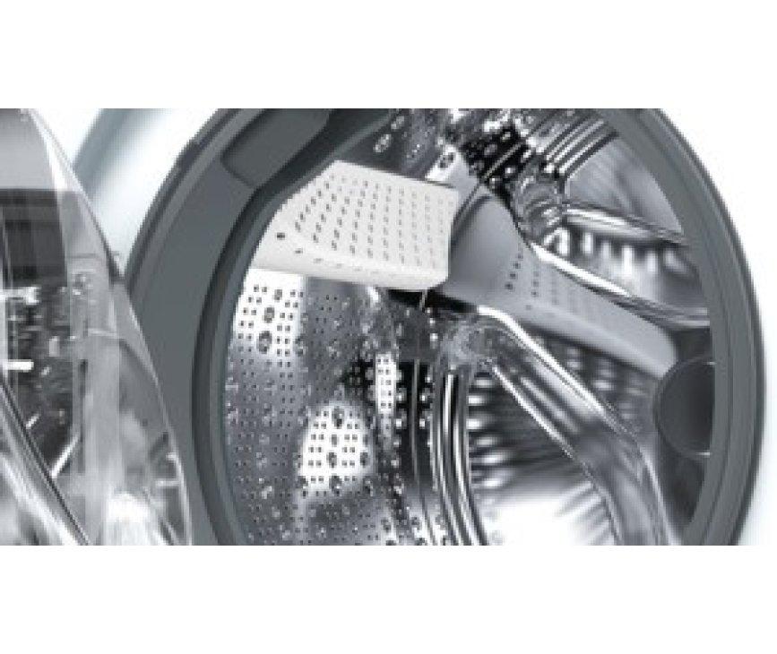 De Bosch WAQ28446NL wasmachine beschikt over de VarioTrommel