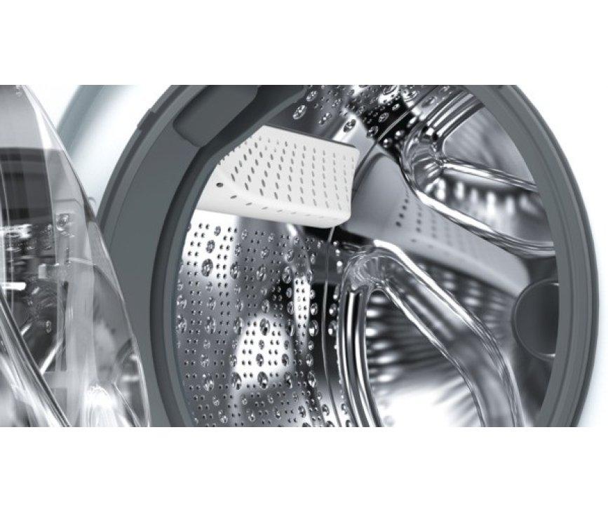 De Bosch WAQ28463NL wasmachine beschikt over de VarioTrommel
