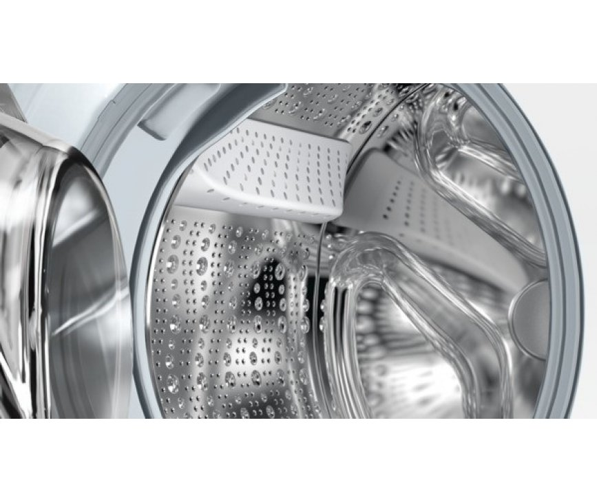 De Bosch WAW28592NL wasmachine beschikt over VarioTrommel