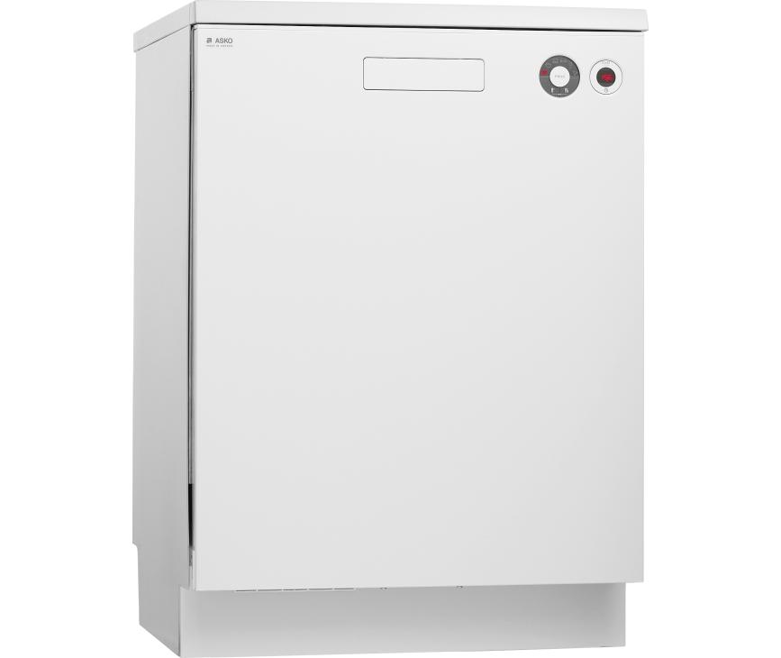 Asko D5434 XL wit vrijstaande vaatwasser