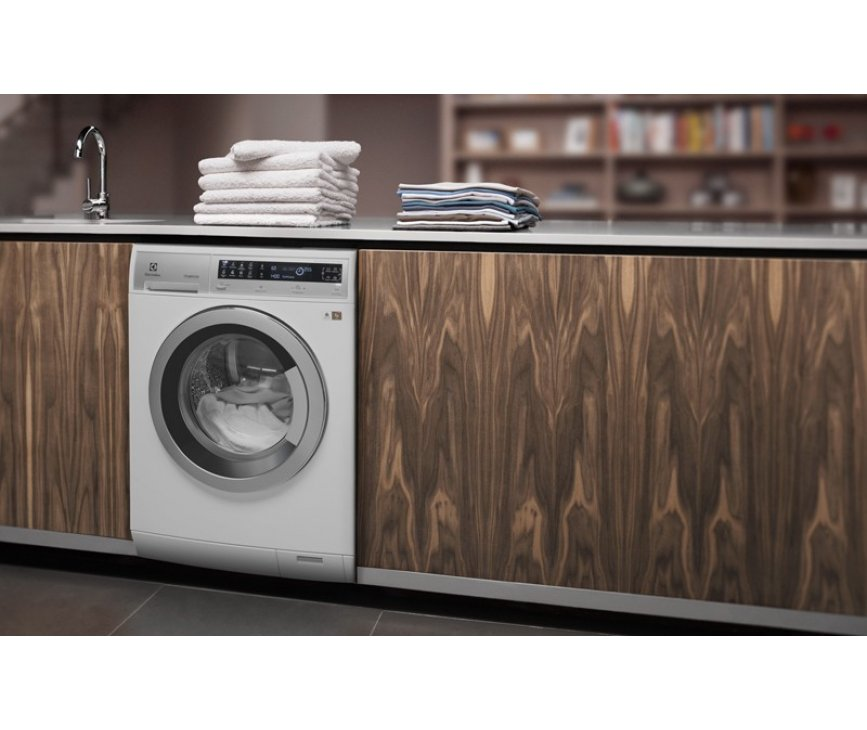 De Electrolux EWF1408WDL wasmachine is niet alleen onvoorstelbaar goed, maar ook heel fraai vormgegeven.