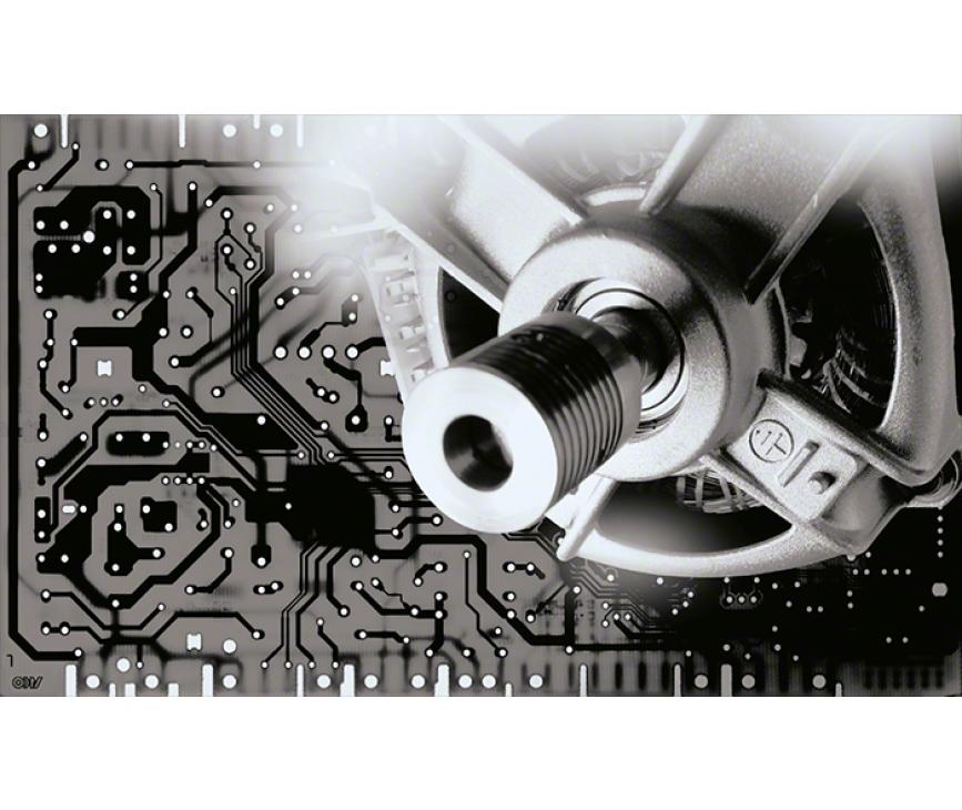 De Electrolux EWF1676GDW wasmachine is voorzien van een koolborstelloze inverter motor met 10 jaar garantie.