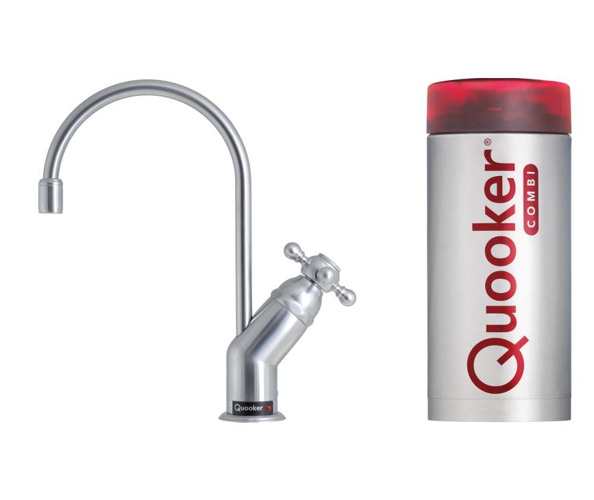 QUOOKER kokend water kraan COMBI+ Classic