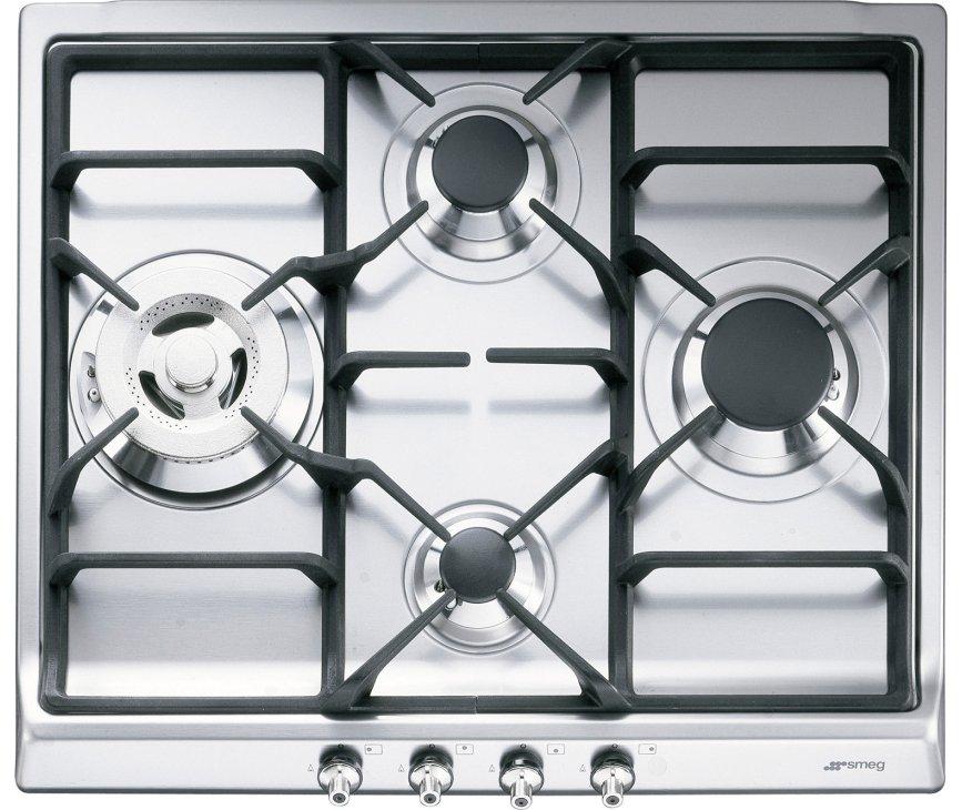 SMEG kookplaat inbouw GKC641-3