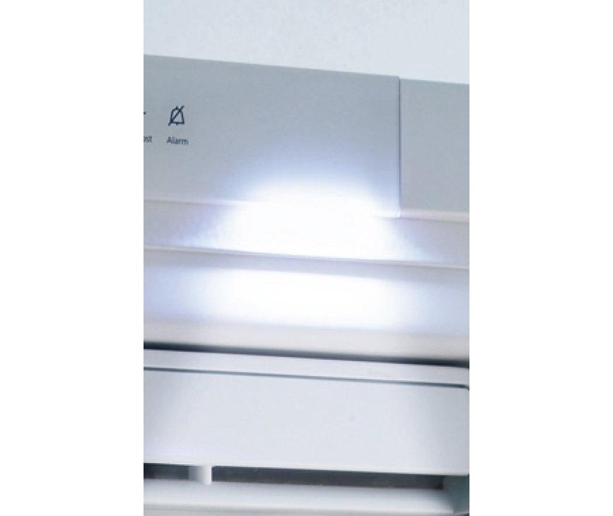 De Liebherr GNP3056 is uitgevoerd met LED verlichting
