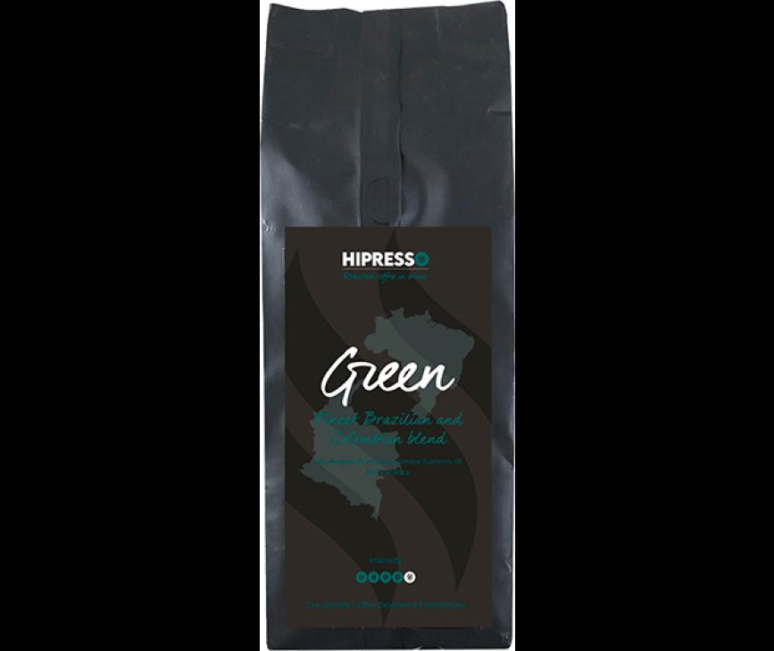 Hipresso Green koffiebonen