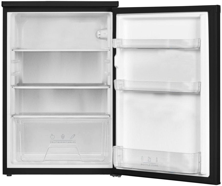 Inventum KK550B vrijstaande tafelmodel koelkast - zwart