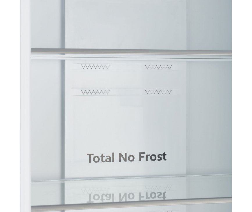 Inventum KV2001B vrijstaande koelkast - nofrost - zwart