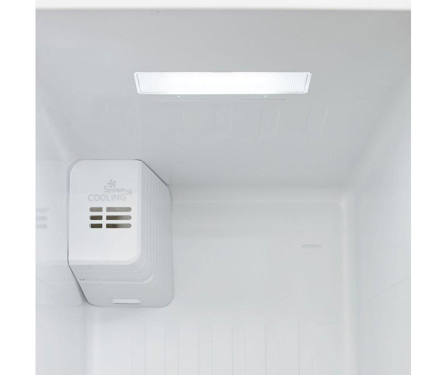 Inventum SKV1782BI side-by-side koelkast