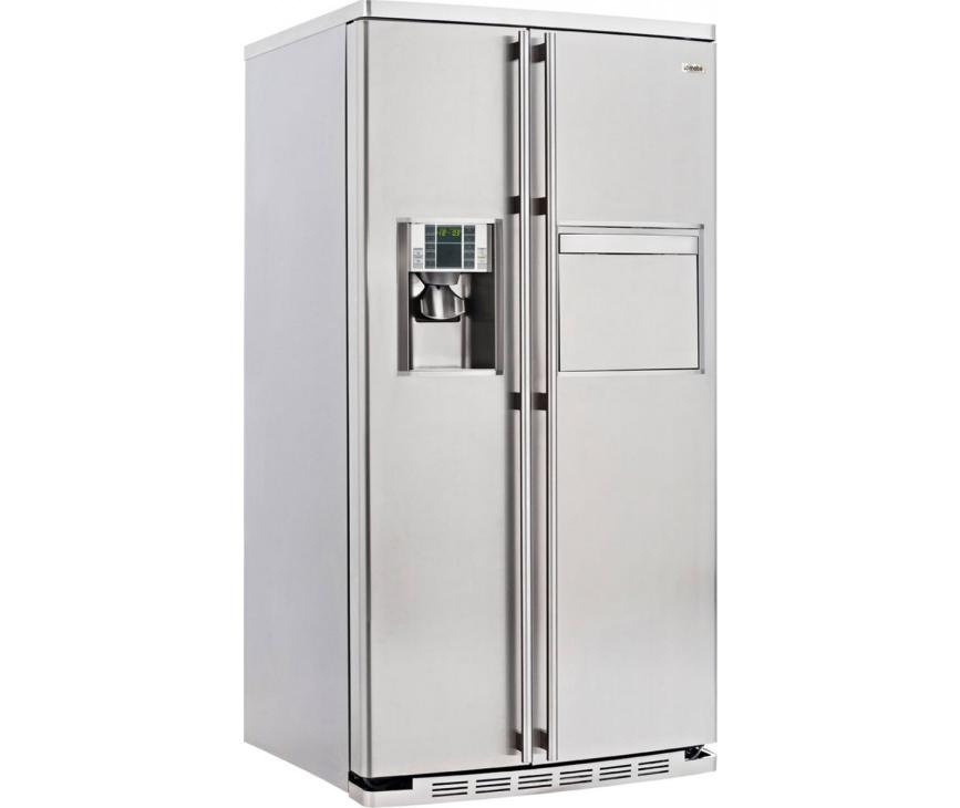 Mabe MEM30VHD 7E rvs amerikaanse koelkast