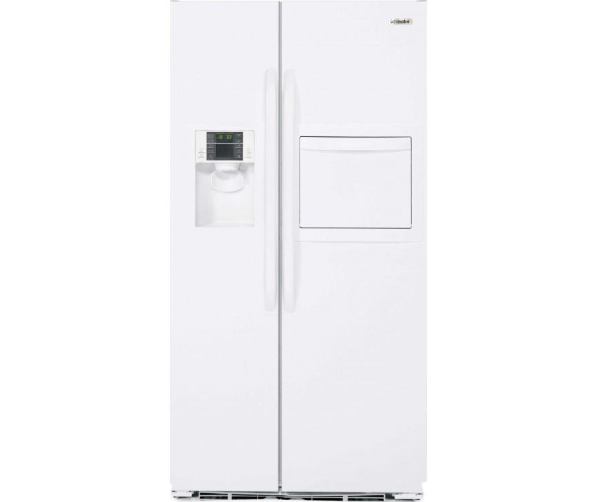 Mabe MEM30VHD WW witte amerikaanse koelkast