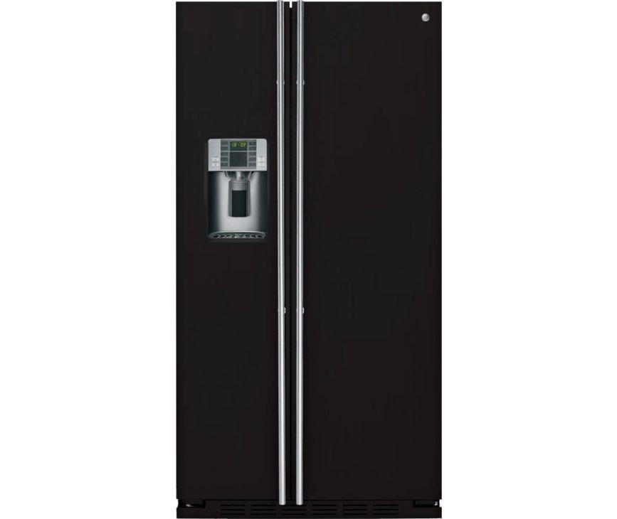 ioMabe ORE24VGF 3B zwarte Amerikaanse koelkast