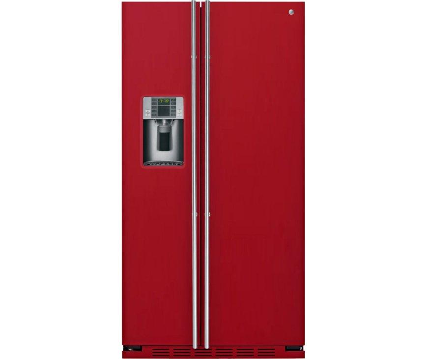 ioMabe ORE24VGF 3R rode Amerikaanse koelkast