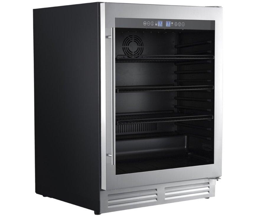 Iomabe IOB150SS onderbouw dranken koelkast - rvs