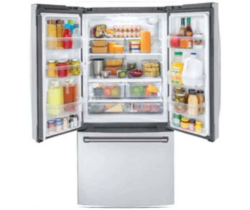 Iomabe IWO19JSPFSS Amerikaanse koelkast - Fresh-door